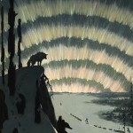 Aurora Borealis, Arthur Heming
